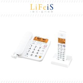 日本原裝SHARP【JD-G31CL】家用無線電話母機+單子機通話錄音拒接