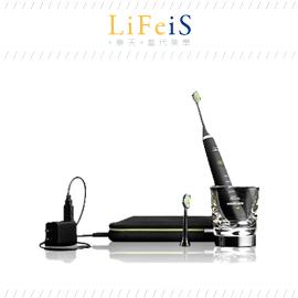 日本原裝 PHILIPS【HX9313/54】電動牙刷 超高速振動 潔白模式 充電座 攜帶型