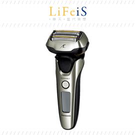 當代美學 國際牌 PANASONIC【ES-LV9B】頂級五刀頭音波 刮鬍刀 電鬍刀 水洗 國際電壓使用 附洗淨座