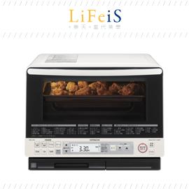 當代美學 日立 HITACHI【MRO-SS8】水波爐 微波爐 烤箱 31L 過熱水蒸氣 自動料理食譜