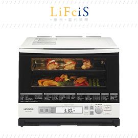 當代美學 日立 HITACHI【MRO-SV1000】水波爐 蒸烤調理模式