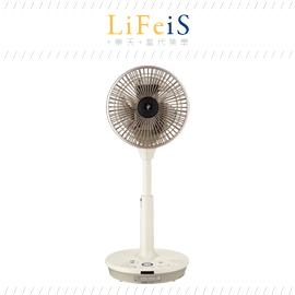 日本原裝 SHARP 【PJ-F2DBG】電扇 風扇 電風扇 大廈扇 循環扇 3D上下左右擺動 溫溼度偵測 空氣清淨 6坪 消臭 高溫高濕提示