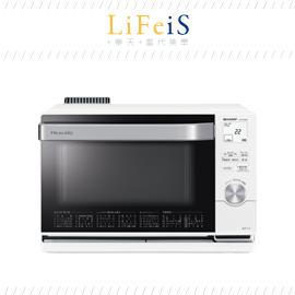 當代美學 SHARP 【AX-CA300】水波爐 微波爐 烤箱 18L 一段調理 108樣自動食譜