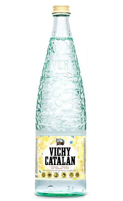 Vichy Catalan 天然氣泡礦泉水
