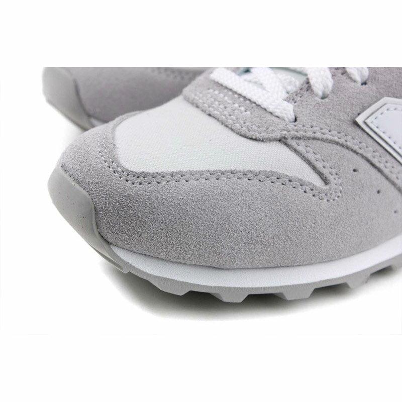 NEW BALANCE 996系列 運動鞋 復古鞋 灰 / 白 女鞋 窄楦 WL996BB-B no643 4
