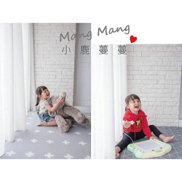台灣 小鹿蔓蔓 Mang Mang PVC遊戲墊(城市)210x140x1.4cm