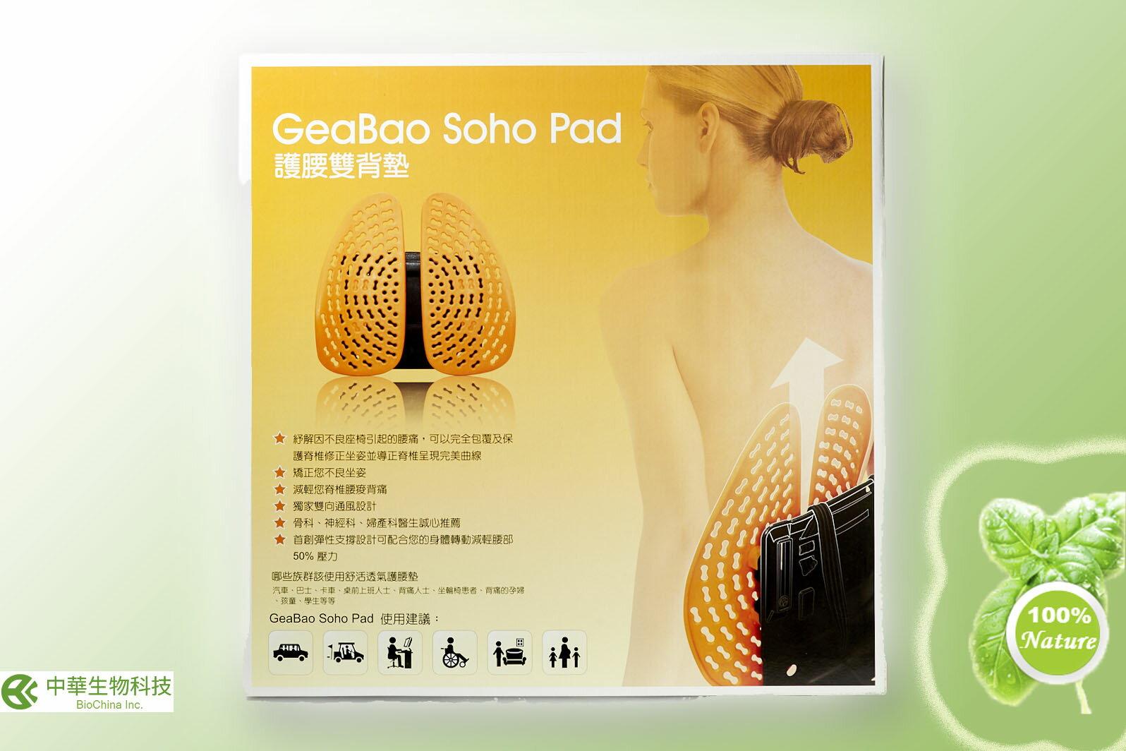 護腰減壓雙背墊 (Soho Pad) 1.5kg
