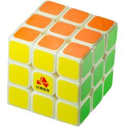 台灣益智圓弧型魔術方塊-白PMC15111010 《筑品文創》
