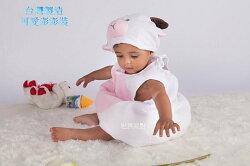 東區派對-  萬聖節服裝,變裝派對,動物服裝/兒童變裝服-可愛澎澎綿羊裝