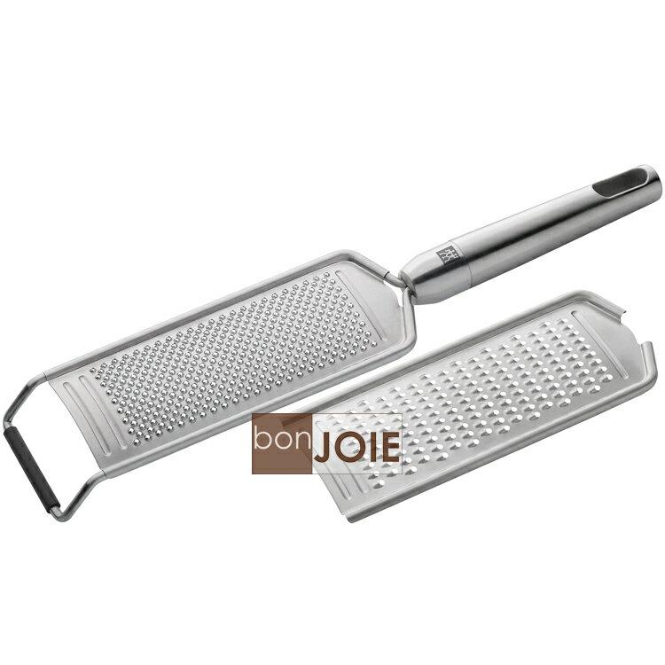 ::bonJOIE:: 德國雙人牌 不鏽鋼 粗細兩用刨刀 ( 粗磨 細磨 刨刀 不銹鋼 刨絲器 刨絲刀 研磨器 德國雙人 雙人牌 )