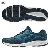 男性慢跑鞋到MIZUNO SPARK4 一般型男款慢跑鞋 K1GA190328(深藍X藍)【美津濃MIZUNO】就在MIZUNO 美津濃推薦男性慢跑鞋