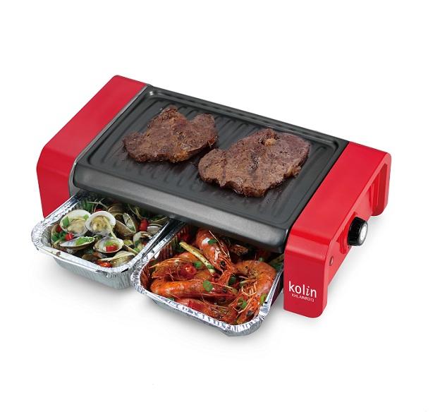 歌林雙層燒烤器 KHL-MNR313 小家電 - 限時優惠好康折扣