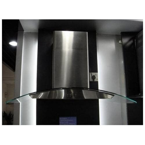 "Akdy NEW 36"" Stainless Steel AK-668A90 Wall Mount Range Vent Hood 1"
