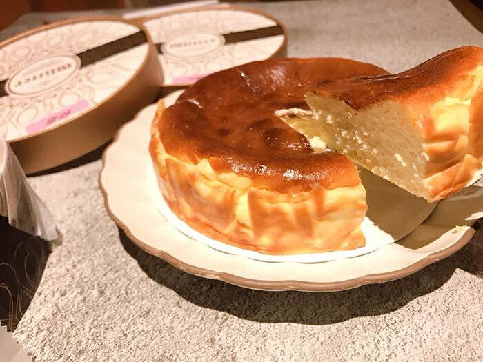 【LS樂食糖】巴斯克乳酪蛋糕(4種口味) 6吋