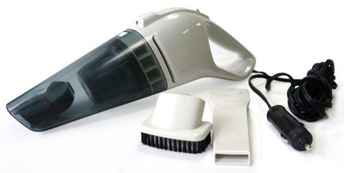 權世界~汽車用品 COIDO P6138 炫風式 LED照明燈 車用吸塵器 12v 100