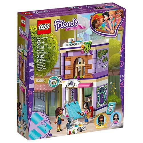 樂高LEGO 41365 Friends 姊妹淘系列 - 艾瑪的藝術工作室 - 限時優惠好康折扣