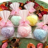 婚禮小物推薦到婚禮小物-愛心玫瑰 (一入裝) 甜點皂/節日禮品【棠逸手作皂 】