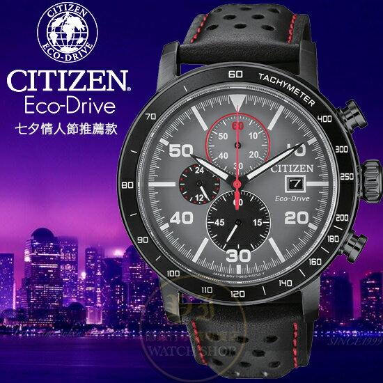 CITIZEN日本星辰任賢齊與吳慷仁代言都會紳士計時限定腕錶CA0645-15H公司貨