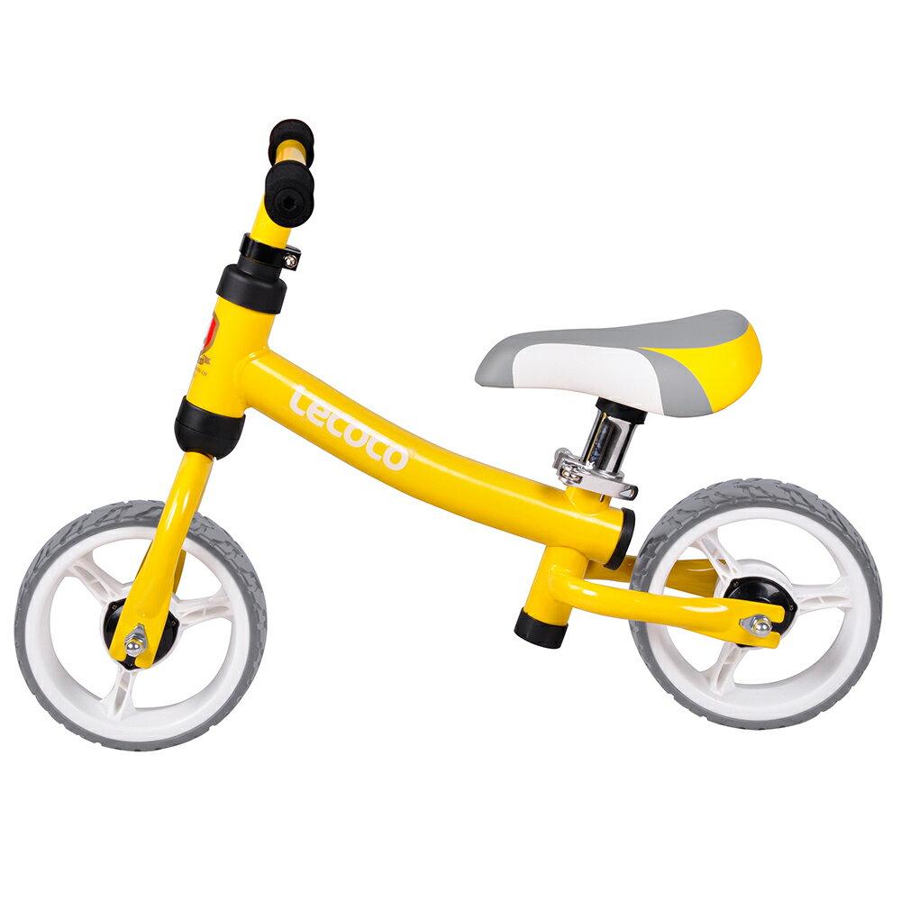 ~麗嬰房~義大利 Lecoco 冒險王兒童學習滑步車 黃色