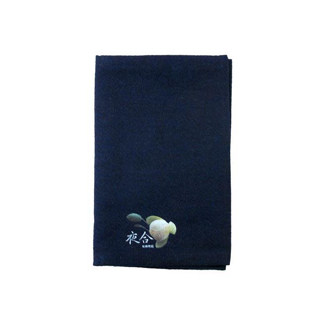 《好客-SunnyBUBAO杉林布包》藍染名片夾(共兩個)(免運商品)_A051001