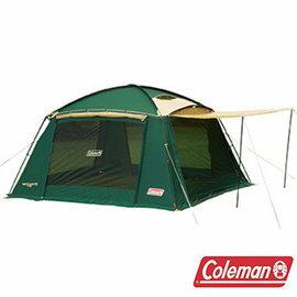 Coleman 圓頂透氣網屋/400 CM-7185J 露營 帳篷
