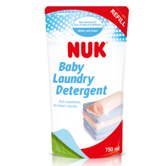 ~121婦嬰用品館~NUK 嬰兒洗衣精 ~ 750ml