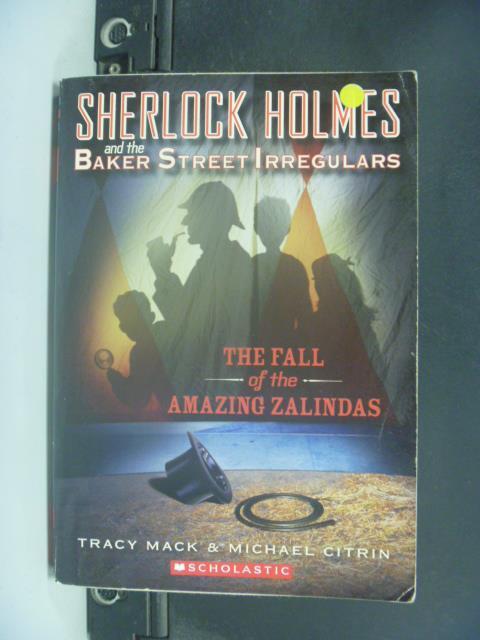 【書寶二手書T8/原文小說_JHV】Fall of the Amazing Zalindas_Mack