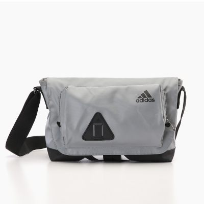 ADIDAS TRAINING  背包 側背包 白 【運動世界】AZ8672