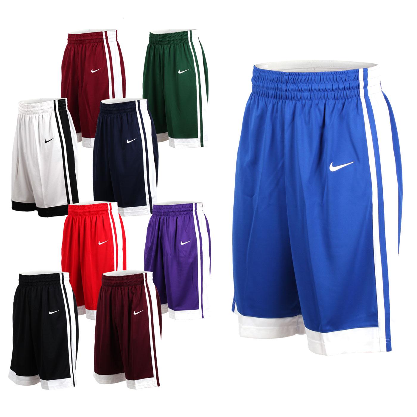 NIKE 男籃球針織短褲 (路跑 慢跑 訓練 五分褲【04351328】≡排汗專家≡