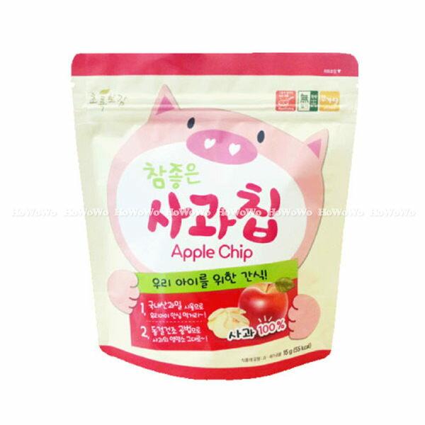 韓國 NATURAL CHOICE 自然首選動物園水果脆片-蘋果口味 BGC7108 好娃娃