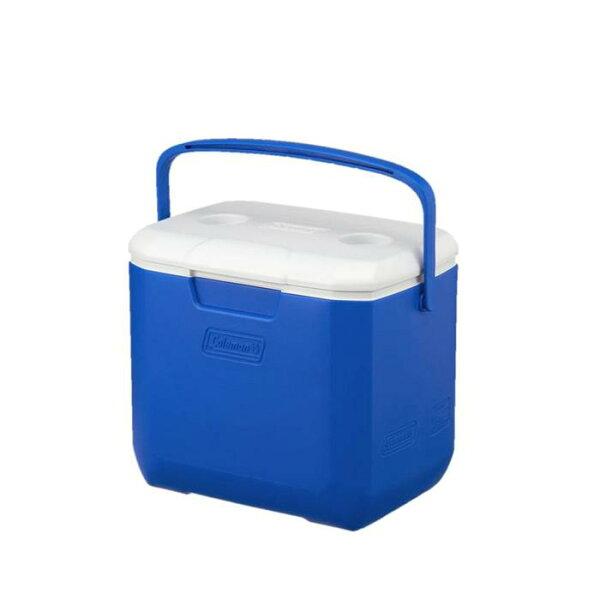 ├登山樂┤美國Coleman28LEXCURSION海洋藍冰箱#CM-27861M000