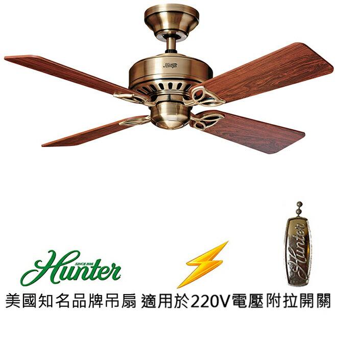 ^~top fan^~ Hunter Bayport 42英吋吊扇^(24174~220^