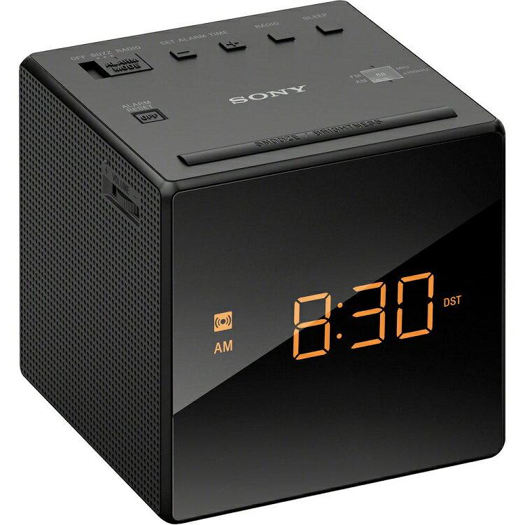 ::bonJOIE:: Sony ICF-C1 黑色 單鬧鐘電子鬧鐘 (全新盒裝) Alarm Clock Radio ICFC1