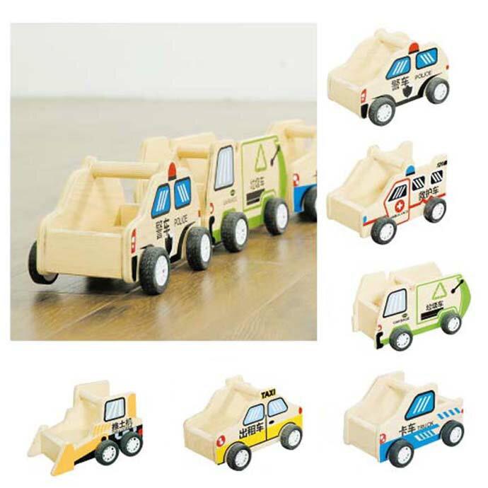 【華森葳兒童教玩具】建構積木系列-立體車輛組 GP2-T036