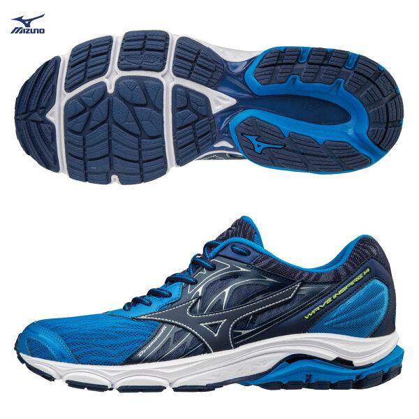 【登瑞體育】MIZUNO男款慢跑鞋_J1GC184417