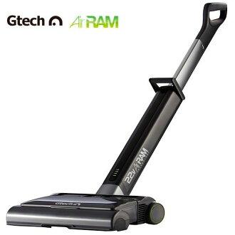 英國 Gtech AirRam 長效無線直立式吸塵器(黑色)