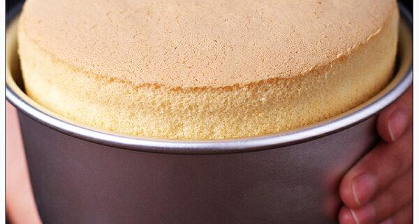 美琪高圍邊2寸至18寸圓底活底蛋糕模具戚風巧克力蛋糕