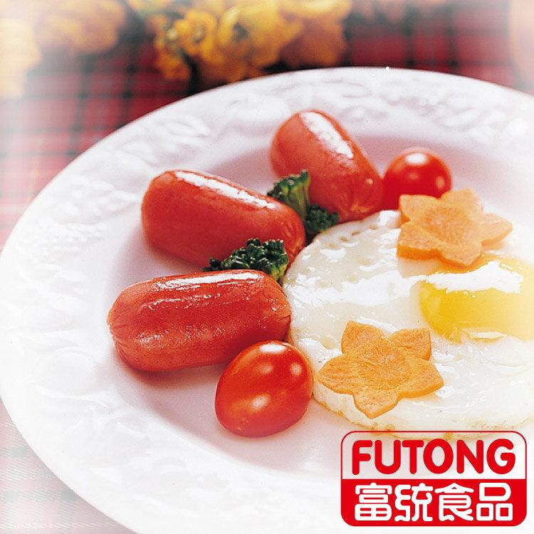 【富統食品】珍Q熱狗 (3KG/包;約130粒)