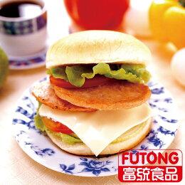 【富統食品】雞肉漢堡排20片《1030-1105每週一物↘135》