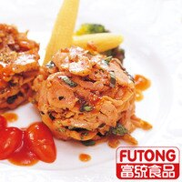 樂探特推好評店家推薦到【富統食品】三杯雞肉片1KG就在富統食品推薦樂探特推好評店家