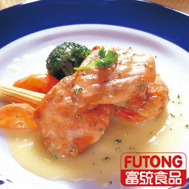 《 人氣美食》【富統食品】迷迭香草雞腿排1KG 2