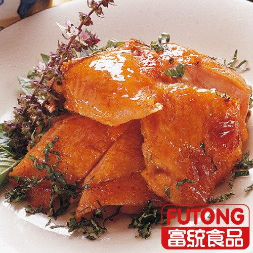 【富統食品】照燒燻雞腿排1KG(約14片) 0