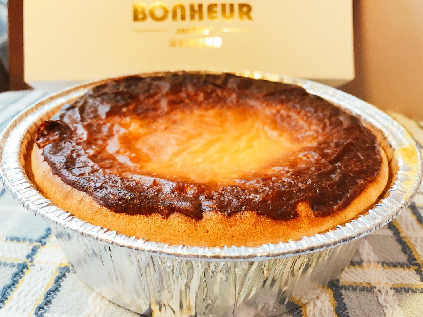 【波納爾舒芙蕾】蜂蜜焗烤蛋糕-5.5吋