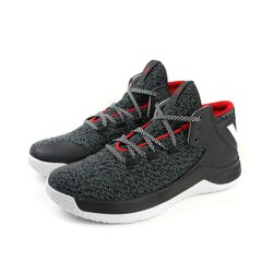 adidas Rise Up 籃球鞋 黑色 男鞋 no392