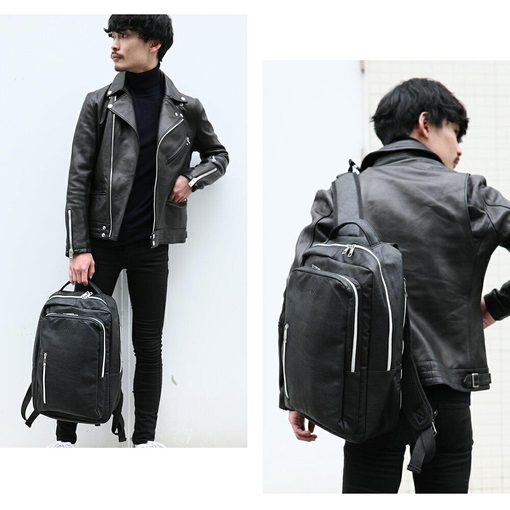 【台灣現貨】日本TRANSIT GATE  後背包 電腦背包 PC筆電專屬袋 防水布 大容量 TR7068 1