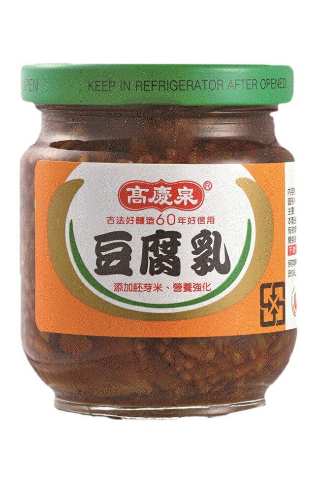 高慶泉 豆腐乳180g