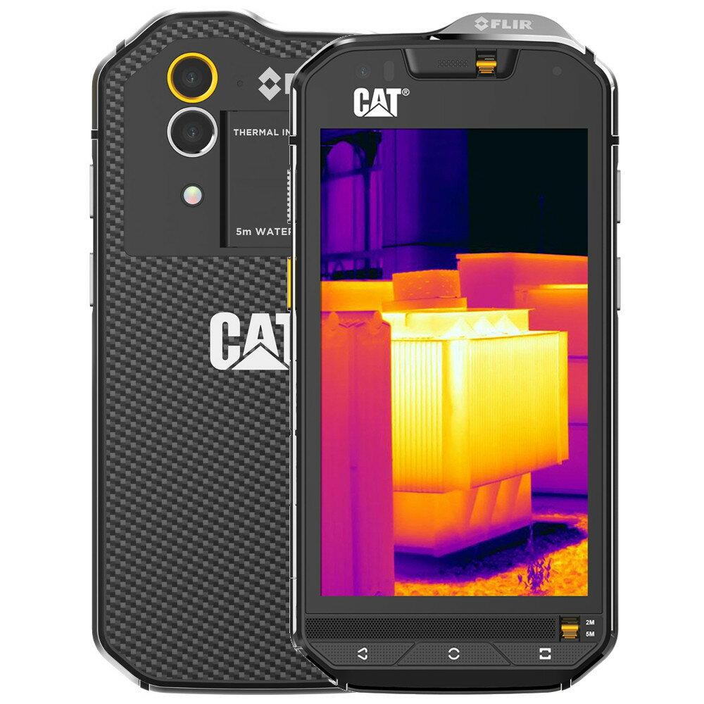 gorąca wyprzedaż jakość wykonania na wyprzedaży Caterpillar CAT S60 32GB (Factory Unlocked) Thermal Imaging Rugged GSM -  International Model - Black