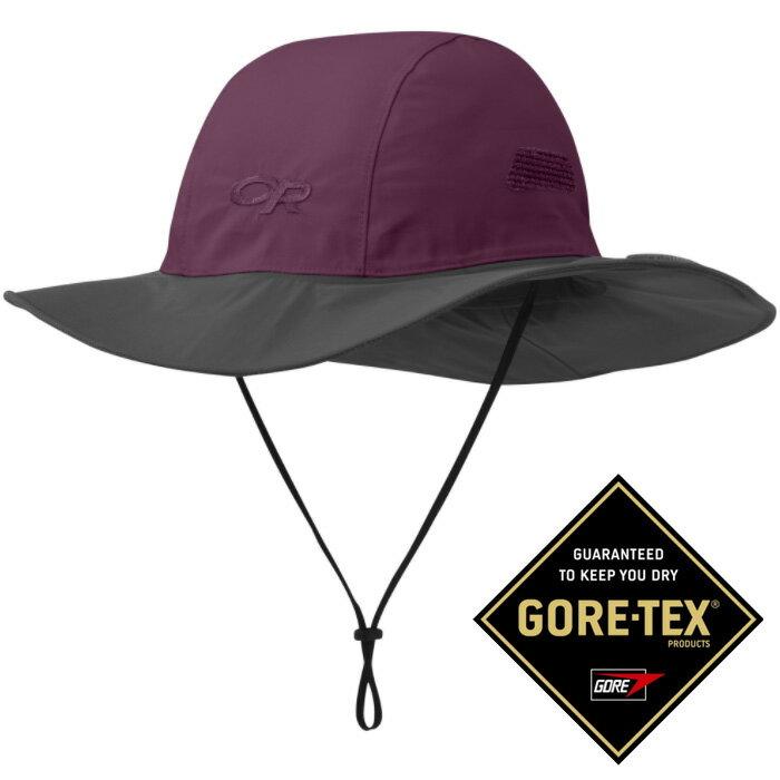 【鄉野情戶外用品店】 Outdoor Research |美國| Seattle Sombrero GTX 防水圓盤帽/Gore-Tex 登山帽 防曬帽 遮陽帽/243505-0388