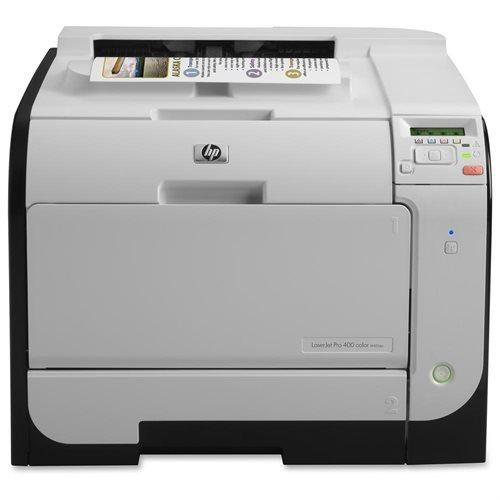 HP M451dw LaserJet Pro 400 Color Printer 0