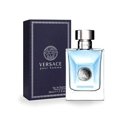 香水1986☆ Versace Pour Homme 凡賽斯經典男性淡香水 100ml